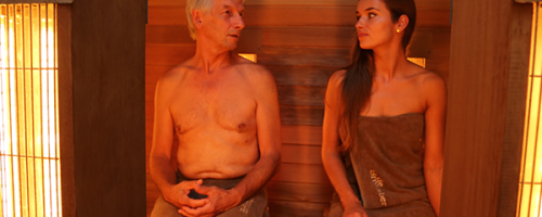 Gratis sauna dag-entree (cadeautje)