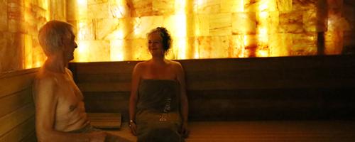 Sauna avond-entree nu voor € 15,-