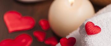 Valentijn tip: Sauna dag-entree + chocolade rasul