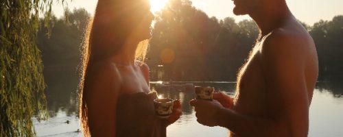 Happy Summer de Luxe arrangement